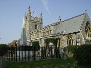 Beaconsfield_church